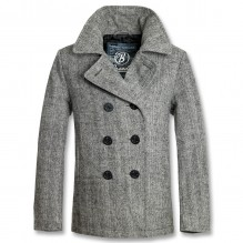 Herrenjacke US Pea Coat