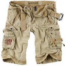 Army Bermuda Shorts-Royal Shorts