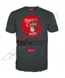 Coke here T-Shirt
