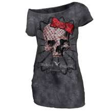 Damen T-shirt Alchemy Top Texas - AEA Dark Love