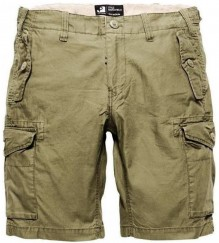 Herren army-shorts Marchfield