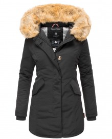 Marikoo Damen Winter Jacke Karmaa