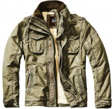 Herren Winter Jacke Cliff