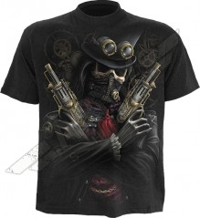T-shirt Steam Punk Bandit