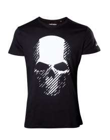 Herren T-shirt GHOST RECON WILDLANDS - BIG SKULL LOGO T-SHIRT