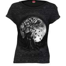 Damen T-shirt KILLING MOON