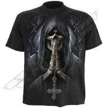 T-shirt Death Prayer