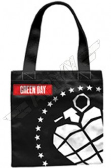 Green Day Tote Bag