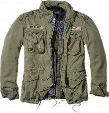 Army Herren Winter Jacke M65 Giant