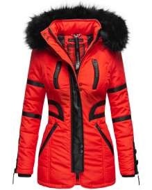Navahoo Damen Winter Jacke Moon