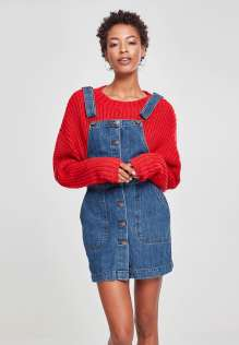 Damen Denim Kleid Jenna