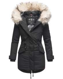 Navahoo Damen Winter Parka Lady Like