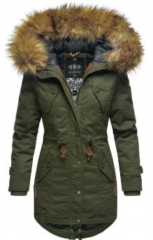 Damen Winter Jacke La Viva Princess