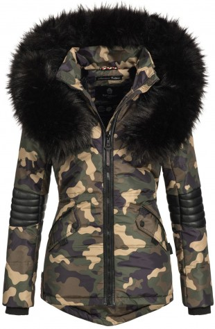 Navahoo Nirvana Damen Winter Jacke