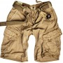 Shorts Take Jet Lag Off 3 - Beige